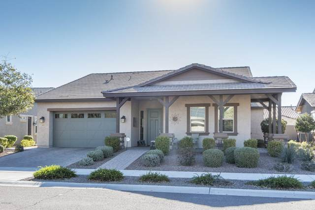 4693 N 206TH Drive, Buckeye, AZ 85396 (MLS #6038926) :: Arizona Home Group