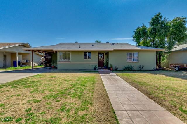 881 W Monterey Street, Chandler, AZ 85225 (MLS #6038927) :: The Kenny Klaus Team