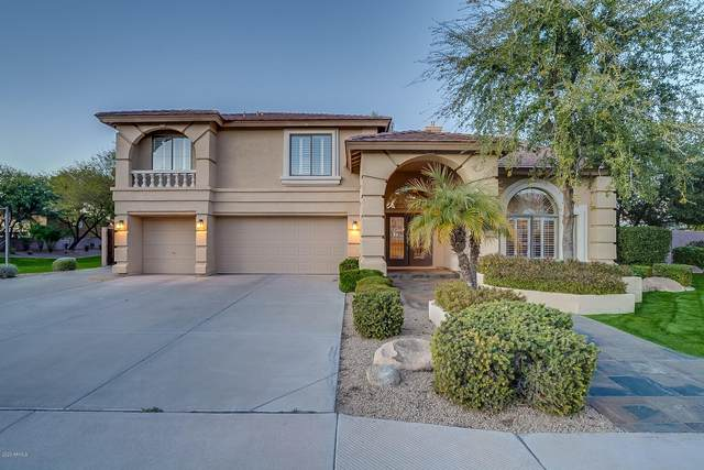 1368 E Canyon Way, Chandler, AZ 85249 (MLS #6038928) :: The Kenny Klaus Team