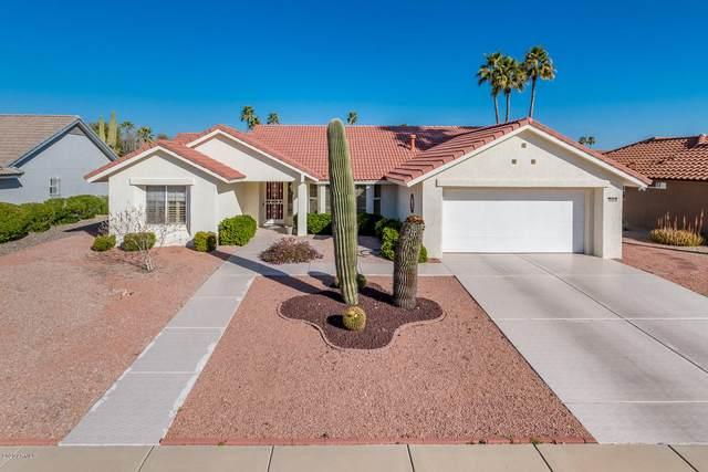 14518 W Huron Drive, Sun City West, AZ 85375 (MLS #6038932) :: My Home Group