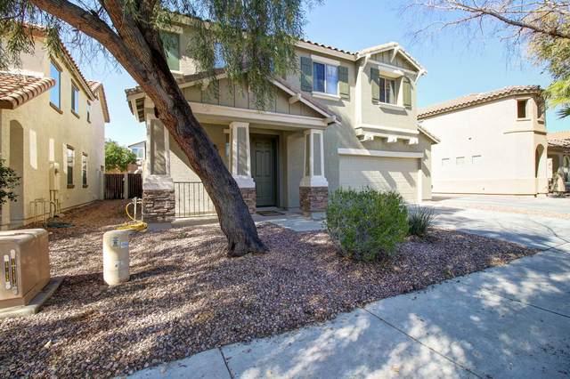 11918 N 147TH Lane, Surprise, AZ 85379 (MLS #6038939) :: My Home Group