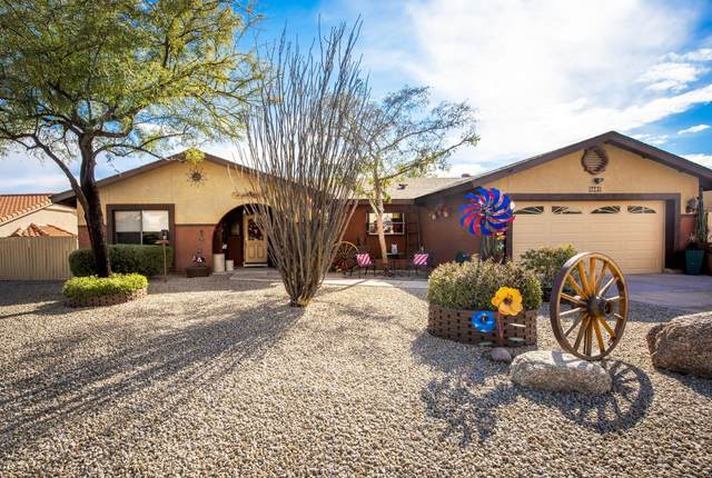 17231 E Baca Drive, Fountain Hills, AZ 85268 (MLS #6038941) :: Arizona Home Group