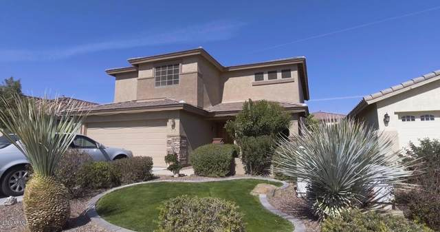 45338 W Norris Road, Maricopa, AZ 85139 (MLS #6038955) :: Cindy & Co at My Home Group