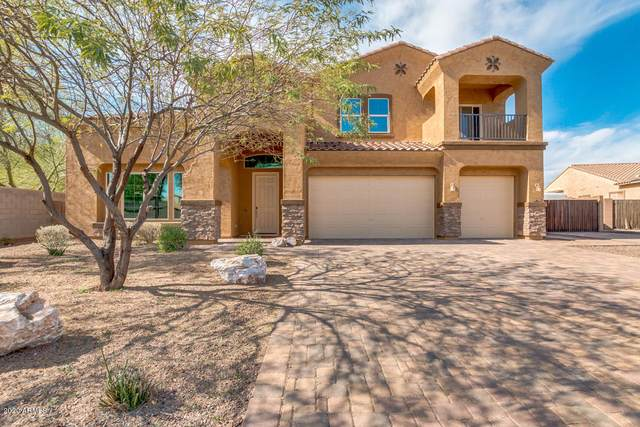 4388 N 180TH Drive, Goodyear, AZ 85395 (MLS #6038960) :: Conway Real Estate