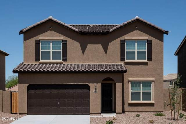 17684 N Maddaloni Avenue, Maricopa, AZ 85138 (MLS #6038968) :: Yost Realty Group at RE/MAX Casa Grande