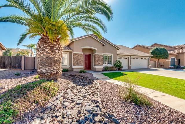 9437 E Javelina Avenue, Mesa, AZ 85209 (MLS #6038979) :: Devor Real Estate Associates
