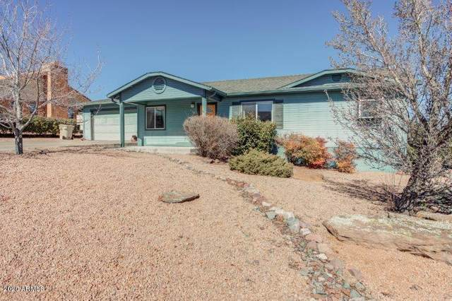 1704 W Birch Drive, Payson, AZ 85541 (MLS #6038989) :: Lux Home Group at  Keller Williams Realty Phoenix