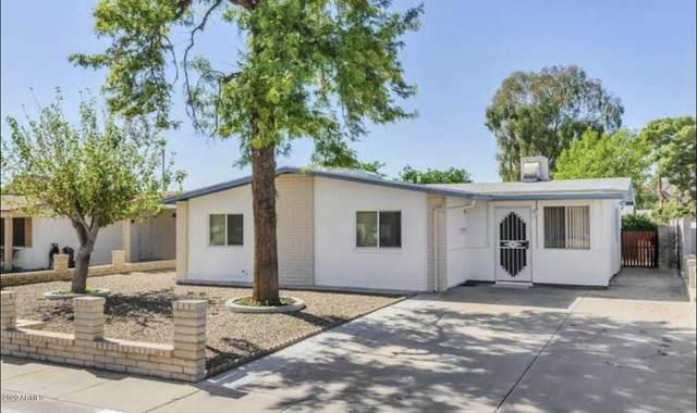 15222 N 28TH Avenue, Phoenix, AZ 85053 (MLS #6039019) :: The W Group