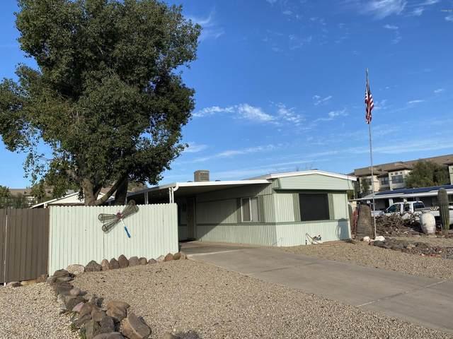 19640 N 25TH Place, Phoenix, AZ 85050 (MLS #6039024) :: Lucido Agency