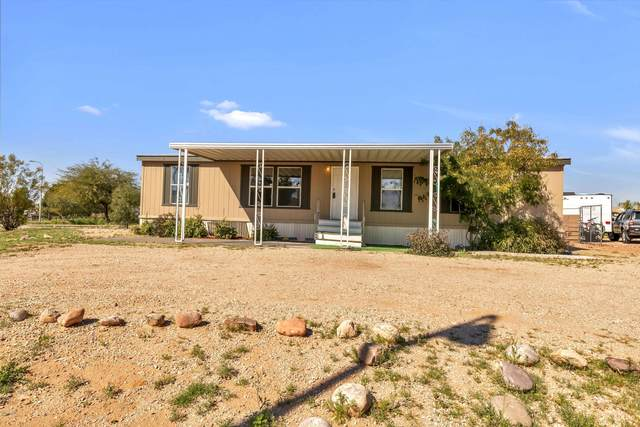9838 E Birchwood Avenue, Mesa, AZ 85208 (MLS #6039027) :: Brett Tanner Home Selling Team