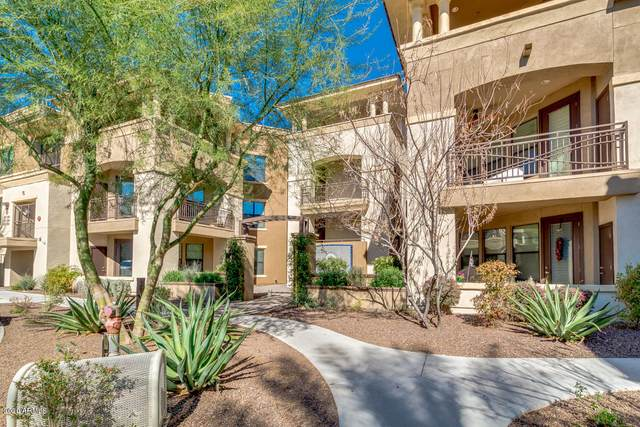 7601 E Indian Bend Road #1061, Scottsdale, AZ 85250 (MLS #6039039) :: The W Group