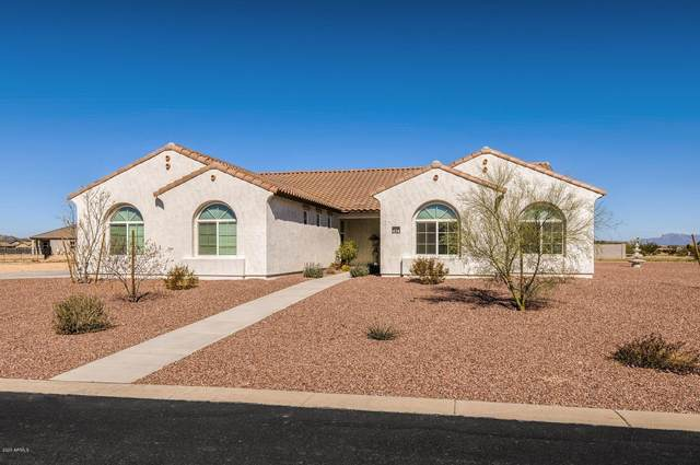474 W Fairfield Street, San Tan Valley, AZ 85143 (MLS #6039041) :: Cindy & Co at My Home Group