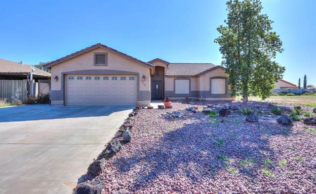 14733 S Capistrano Road, Arizona City, AZ 85123 (MLS #6039052) :: CC & Co. Real Estate Team