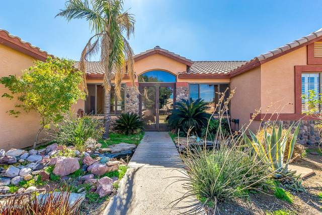 8442 W Pinnacle Peak Road, Peoria, AZ 85383 (MLS #6039060) :: The Laughton Team