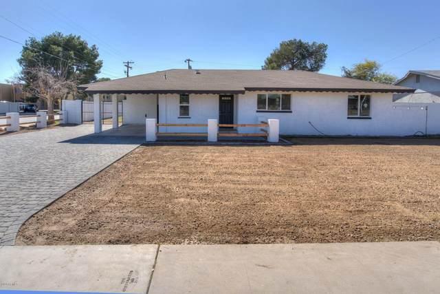 601 W Monterey Street, Chandler, AZ 85225 (MLS #6039066) :: Brett Tanner Home Selling Team