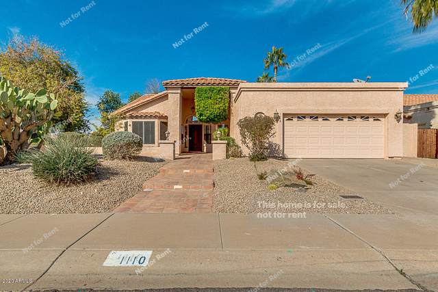 1110 E Scott Avenue, Gilbert, AZ 85234 (MLS #6039075) :: NextView Home Professionals, Brokered by eXp Realty