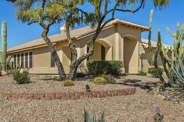 11612 N Dawnridge Court, Fountain Hills, AZ 85268 (MLS #6039093) :: Lux Home Group at  Keller Williams Realty Phoenix