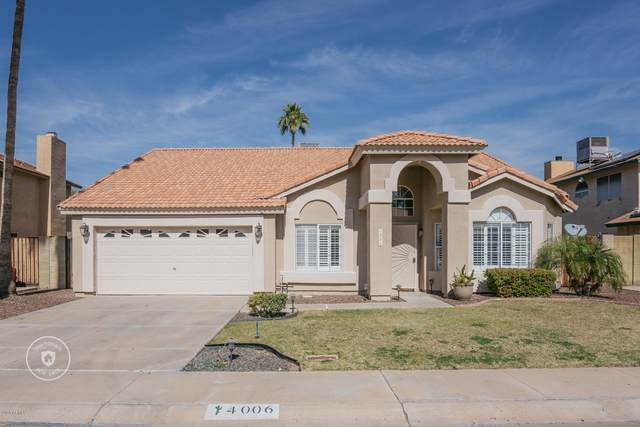 4006 W Soft Wind Drive, Glendale, AZ 85310 (MLS #6039095) :: Brett Tanner Home Selling Team