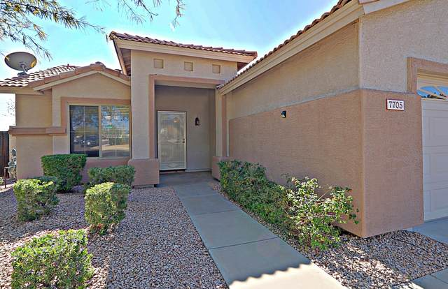 7705 E Caballero Street, Mesa, AZ 85207 (MLS #6039108) :: Riddle Realty Group - Keller Williams Arizona Realty