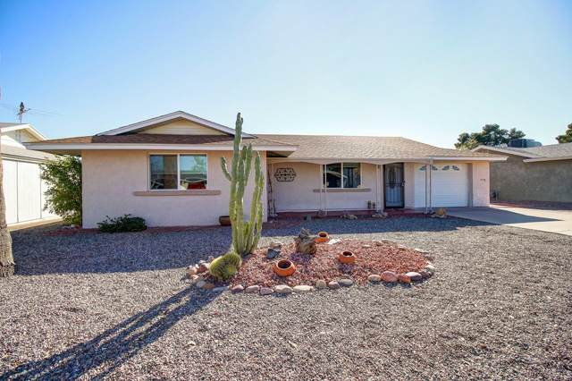 10709 W Crosby Drive, Sun City, AZ 85351 (MLS #6039109) :: The Kenny Klaus Team
