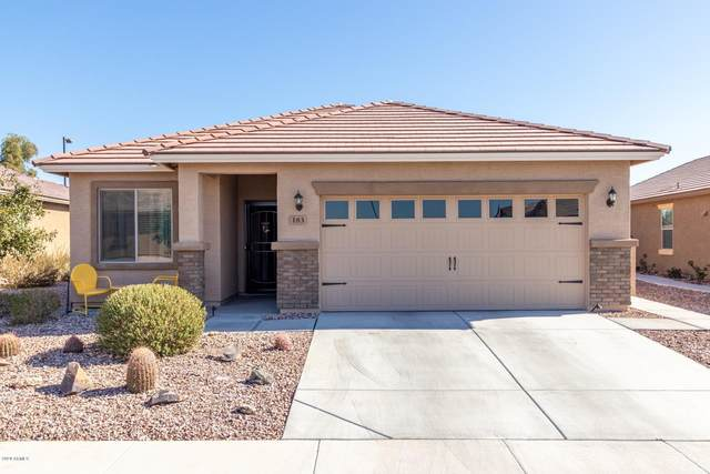 183 S 224TH Avenue, Buckeye, AZ 85326 (MLS #6039110) :: Dijkstra & Co.