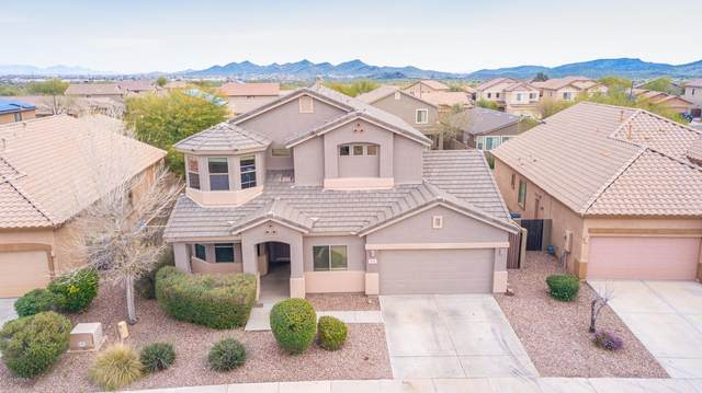 4511 W Moss Springs Road, Anthem, AZ 85086 (MLS #6039117) :: Brett Tanner Home Selling Team