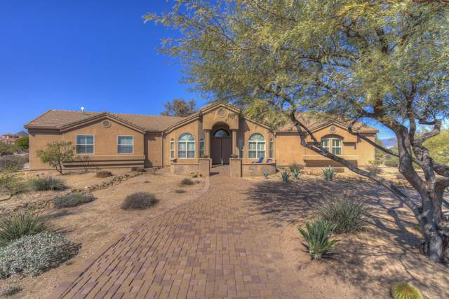 14136 E Gloria Lane, Scottsdale, AZ 85262 (MLS #6039125) :: The Luna Team