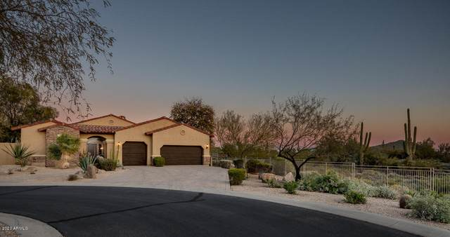 7552 E Camino Puesta Del Sol, Scottsdale, AZ 85266 (MLS #6039127) :: Cindy & Co at My Home Group