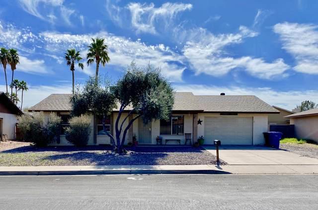 1129 W Hackamore Street, Mesa, AZ 85201 (MLS #6039131) :: Keller Williams Realty Phoenix