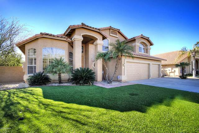 7817 W Kimberly Way, Glendale, AZ 85308 (MLS #6039143) :: Brett Tanner Home Selling Team
