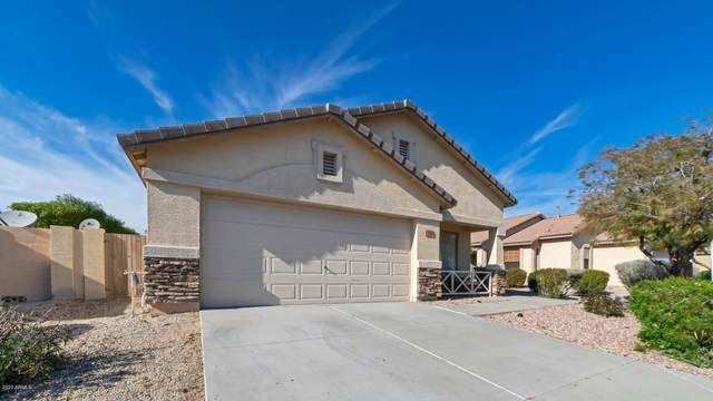 12720 S 175TH Drive, Goodyear, AZ 85338 (MLS #6039148) :: Kortright Group - West USA Realty