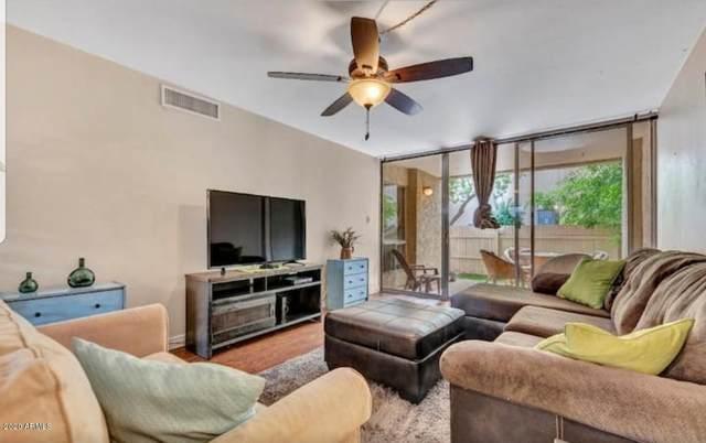 7625 E Camelback Road B116, Scottsdale, AZ 85251 (MLS #6039159) :: Riddle Realty Group - Keller Williams Arizona Realty