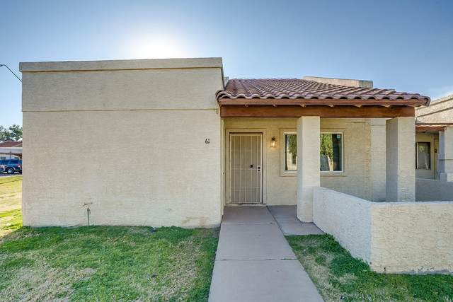 875 S Nebraska Street #61, Chandler, AZ 85225 (MLS #6039168) :: Lifestyle Partners Team