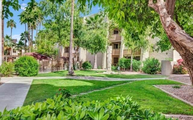 7625 E Camelback Road A104, Scottsdale, AZ 85251 (MLS #6039176) :: Riddle Realty Group - Keller Williams Arizona Realty