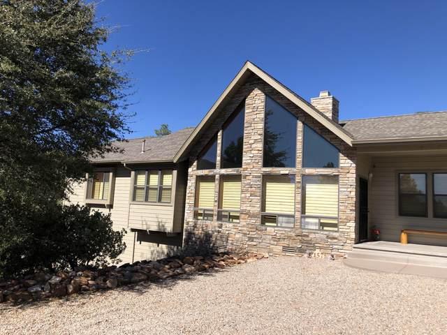 4404 N Eagle Feather Circle, Pine, AZ 85544 (MLS #6039186) :: The Laughton Team