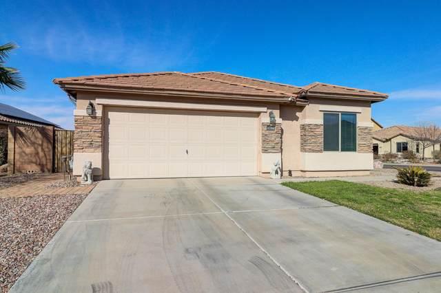 41596 W Corvalis Lane, Maricopa, AZ 85138 (MLS #6039193) :: Yost Realty Group at RE/MAX Casa Grande