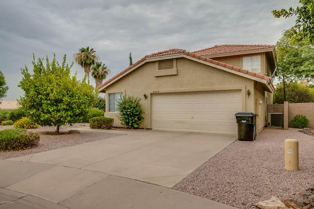 2614 N Saffron Circle, Mesa, AZ 85215 (MLS #6039194) :: Riddle Realty Group - Keller Williams Arizona Realty