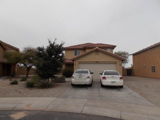 286 S 18TH Street, Coolidge, AZ 85128 (MLS #6039216) :: Conway Real Estate