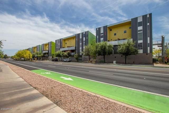 1111 W University Drive #3007, Tempe, AZ 85281 (MLS #6039220) :: Arizona 1 Real Estate Team