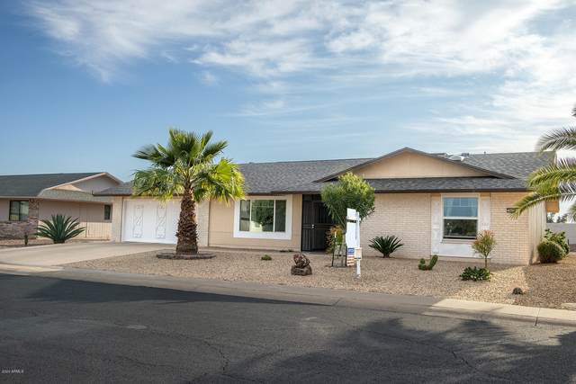 19010 N 124TH Drive, Sun City West, AZ 85375 (MLS #6039251) :: Conway Real Estate