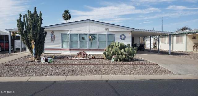 3822 N Illinois Avenue, Florence, AZ 85132 (MLS #6039274) :: Conway Real Estate