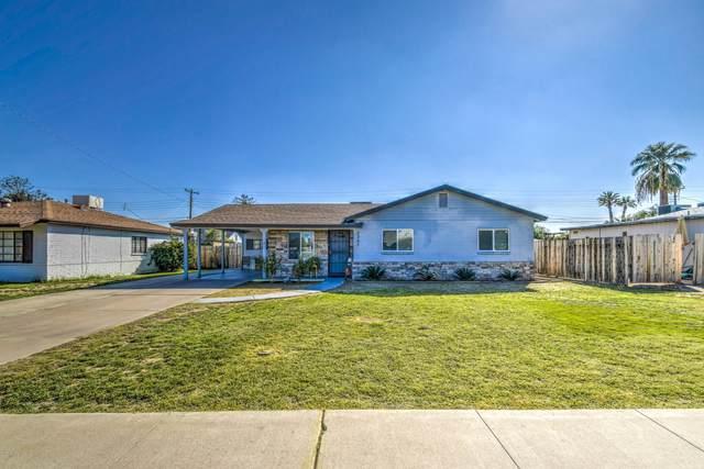 2341 W Maryland Avenue, Phoenix, AZ 85015 (MLS #6039282) :: The W Group