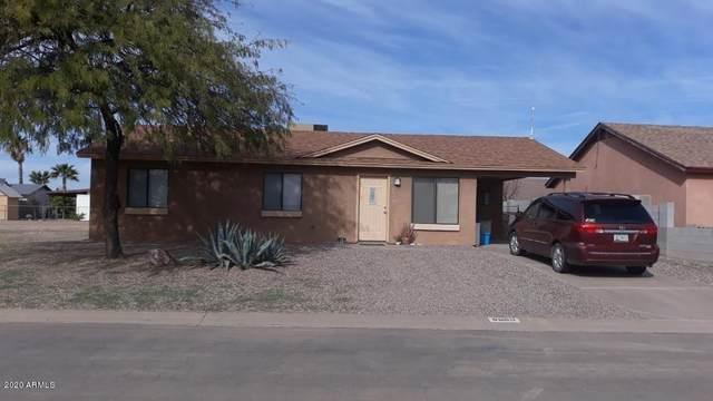 8650 W Troy Drive, Arizona City, AZ 85123 (MLS #6039286) :: The W Group