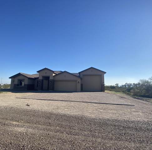 16828 W White Wing Road, Surprise, AZ 85387 (MLS #6039302) :: Conway Real Estate