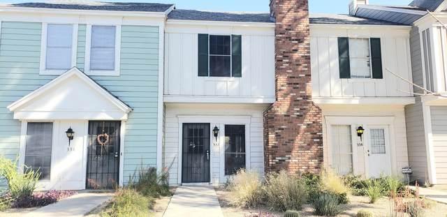 1601 N Saba Street #337, Chandler, AZ 85225 (MLS #6039306) :: Brett Tanner Home Selling Team