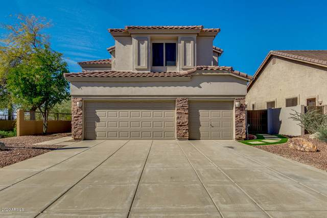 3634 N Desert Oasis, Mesa, AZ 85207 (MLS #6039311) :: Riddle Realty Group - Keller Williams Arizona Realty