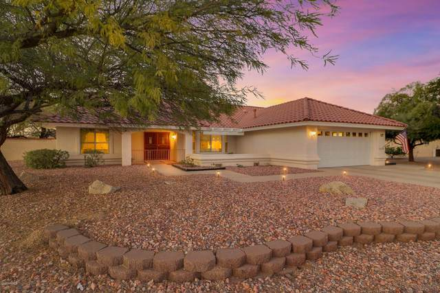 13948 W White Wood Drive, Sun City West, AZ 85375 (MLS #6039318) :: Conway Real Estate