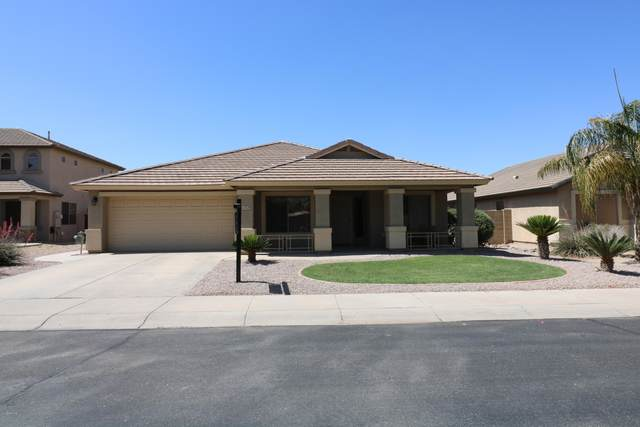 43518 W Hillman Drive, Maricopa, AZ 85138 (MLS #6039330) :: Conway Real Estate