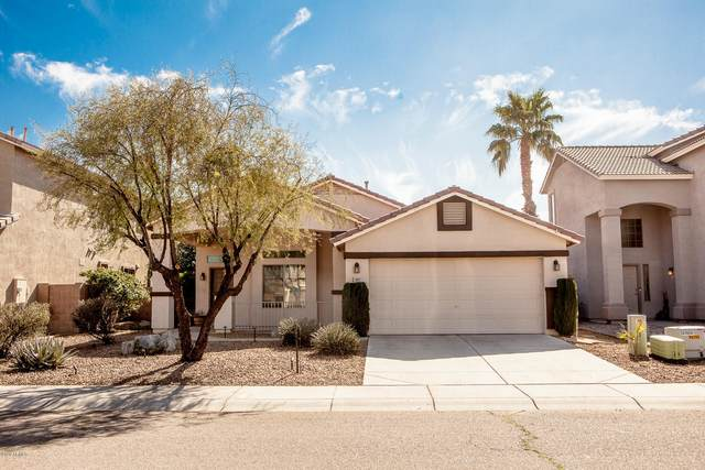 2037 W Jasper Butte Drive, Queen Creek, AZ 85142 (MLS #6039335) :: Long Realty West Valley