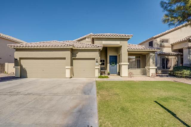 884 W Heather Avenue, Gilbert, AZ 85233 (MLS #6039336) :: The Kenny Klaus Team